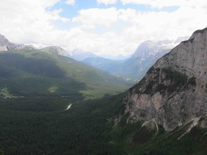 lago di Sorapis, Cadore, Belluno, italina alps, Dolomiti, Veneto