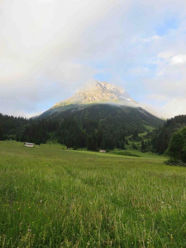 Austria insolita, Vorarlberg, Austria, Lech am Arlberg, lechzuers