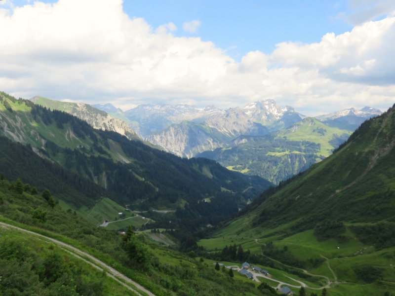 Faschina, Grosses Walsertal, Biosfera Grosses Walsertal, nel Vorarlberg, Vorarlberg