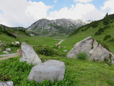 Lech am Arlberg, Formarin, nel Vorarlberg, Vorarlberg, Austria