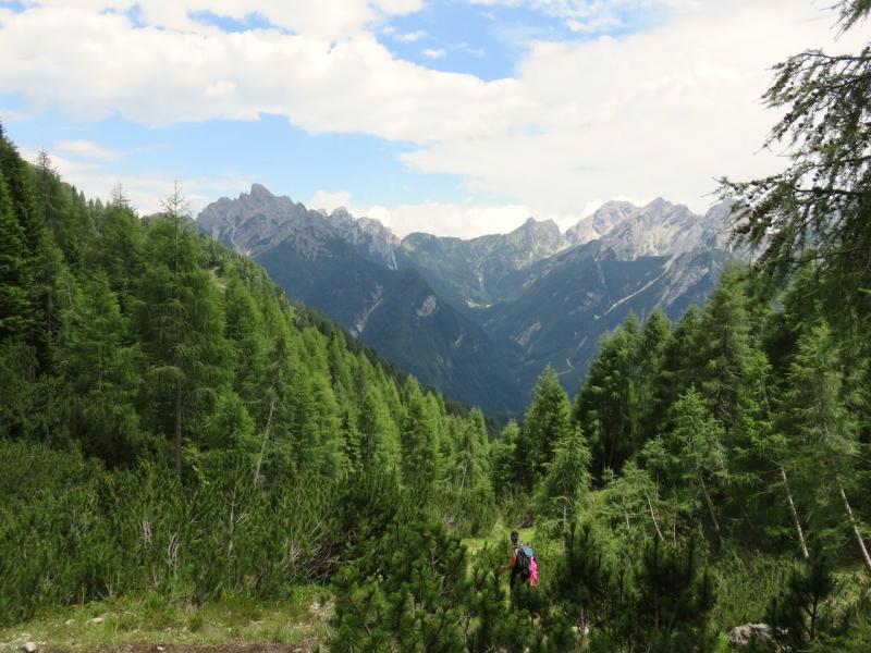 Pramaggiore, Dolomiti Friulane, Val Settimana, Claut