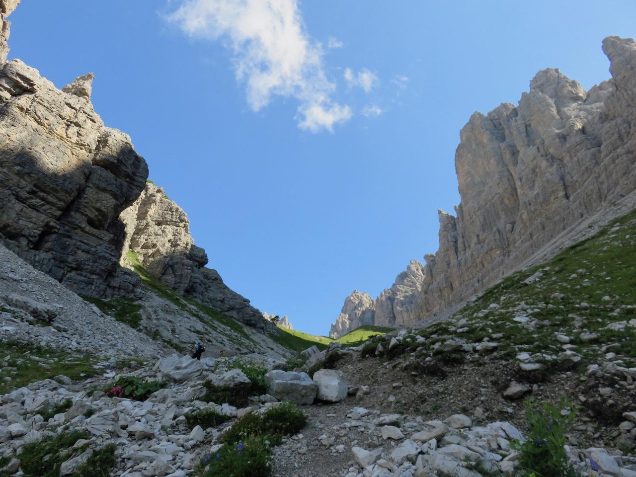 Forse non tutti sanno che in Friuli, Friuli Venezia Giulia, Cimolais, Val Cimoliana, Dolomiti, Campanile Val Montanaia, Dolomiti Friulane