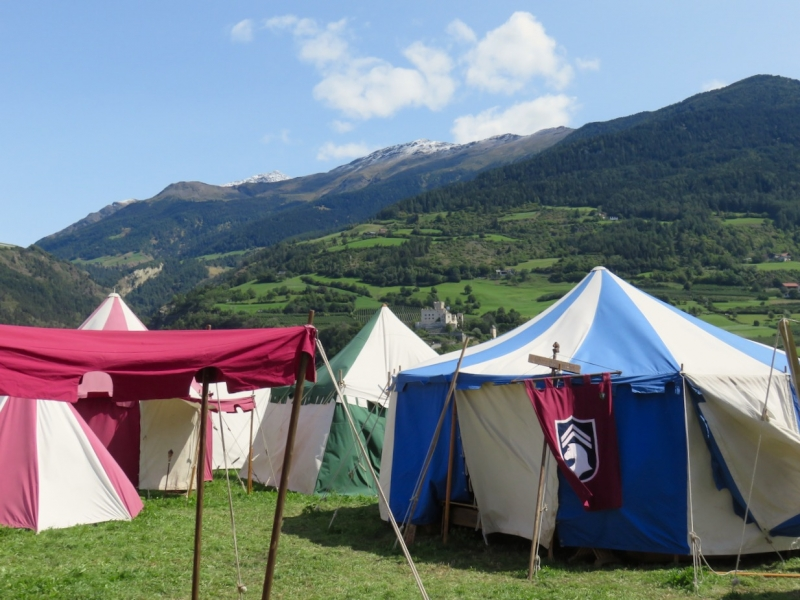 Ritterspiele, Sluderno, festa medievale, Sluderno, val Venosta, Sud Tirolo, Alto Adige, giochi cavallereschi, Castel Coira