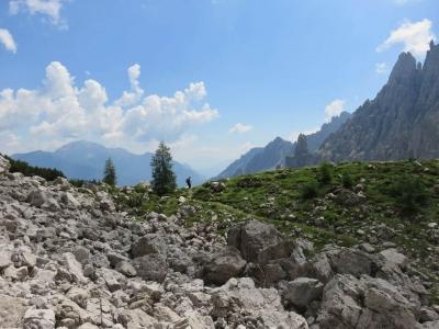 Forcella Scodovacca, Dolomiti Friulane, luca Vivan, Friuli Venezia Giulia