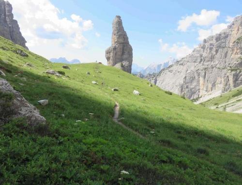 Andare per andare, tra le Dolomiti Friulane