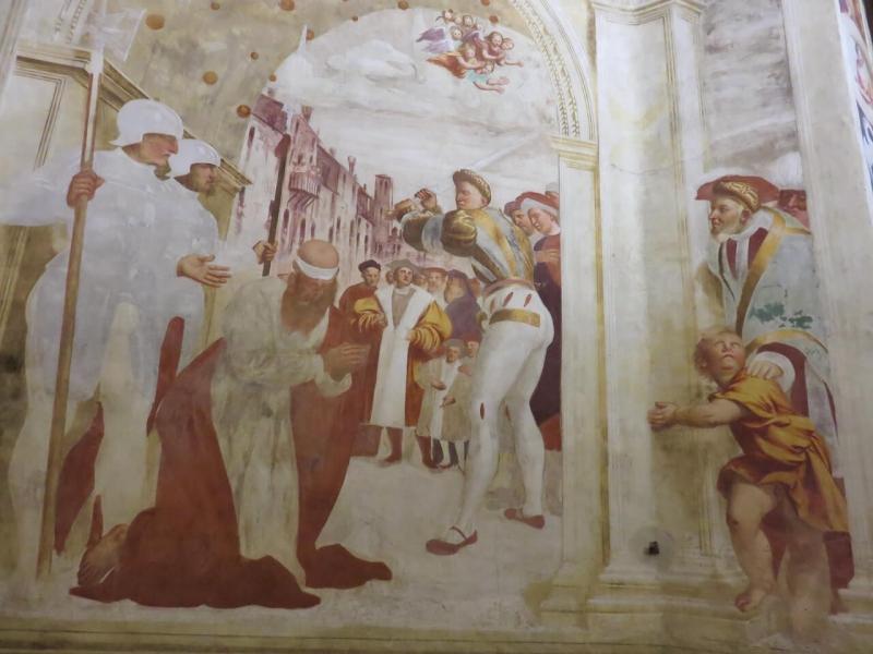 Giovanni Antonio de' Sacchis, Pordenone, Friuli venezia Giulia, Travesio, parrocchiale Travesio