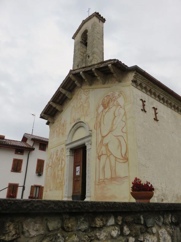 Giovanni Antonio de' Sacchis, Pordenone, Friuli venezia Giulia, Valeriano, santa Maria dei Battuti