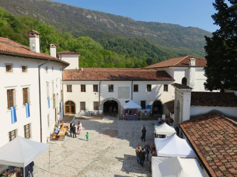 mele antiche, mele antiche friulane, mostra itinerante mele antiche, palazzo colossis, meduno, Friuli
