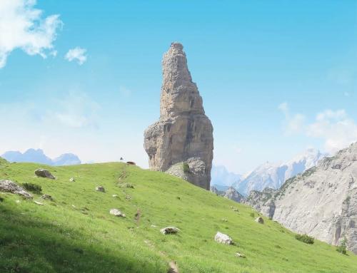 Un anello tra le Dolomiti Friulane, il libro