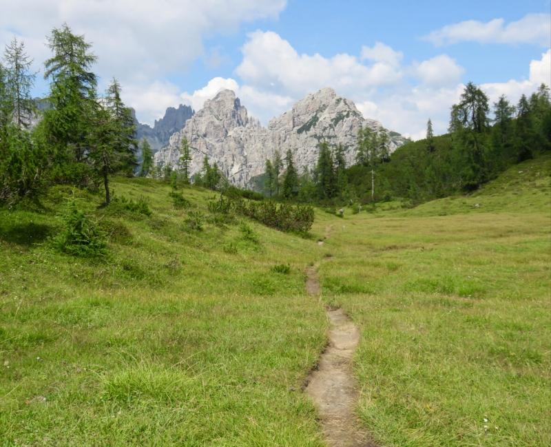 Camporosso, Dolomiti Friulane, Friuli, un anello tra le Dolomiti friulane