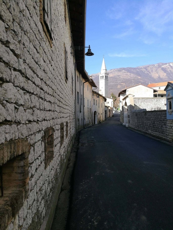 Dardago, Pedemontana di Pordenone, Friuli occidentale