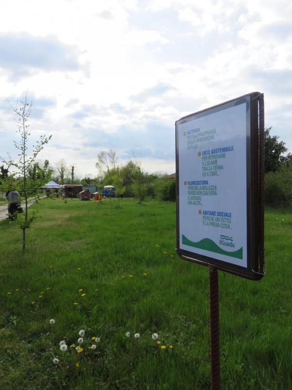 fattoria sociale il Guado di Cordenons, Friuli