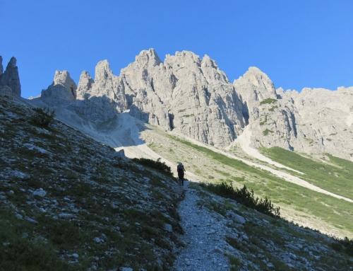 Ritorno tra le Dolomiti del Friuli, un trekking responsabile
