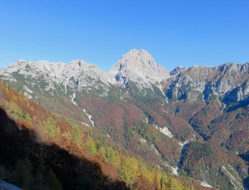 Autunno tra le Dolomiti del Friuli