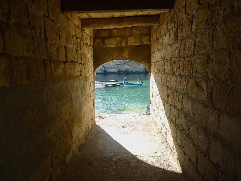 barca a Gozo, Malta