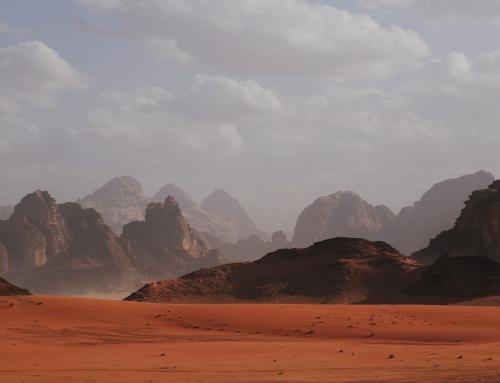 Il deserto. Racconti di cura