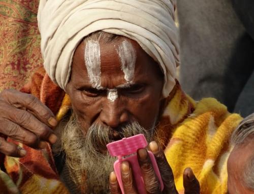Darśan, uno sguardo sull'India. Un libro ed un'intervista, seconda parte