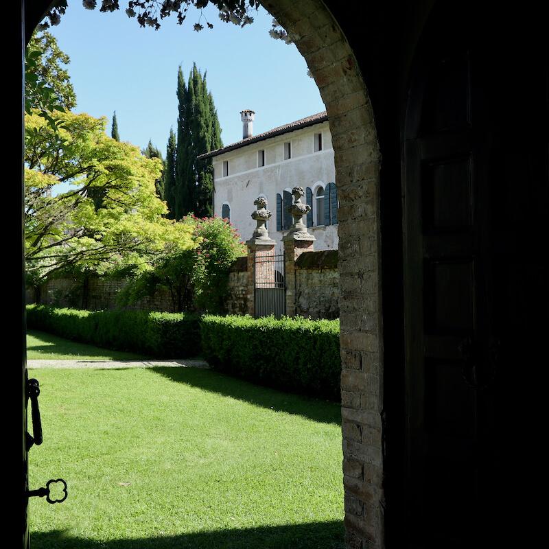 cappella del castello di Cordovado