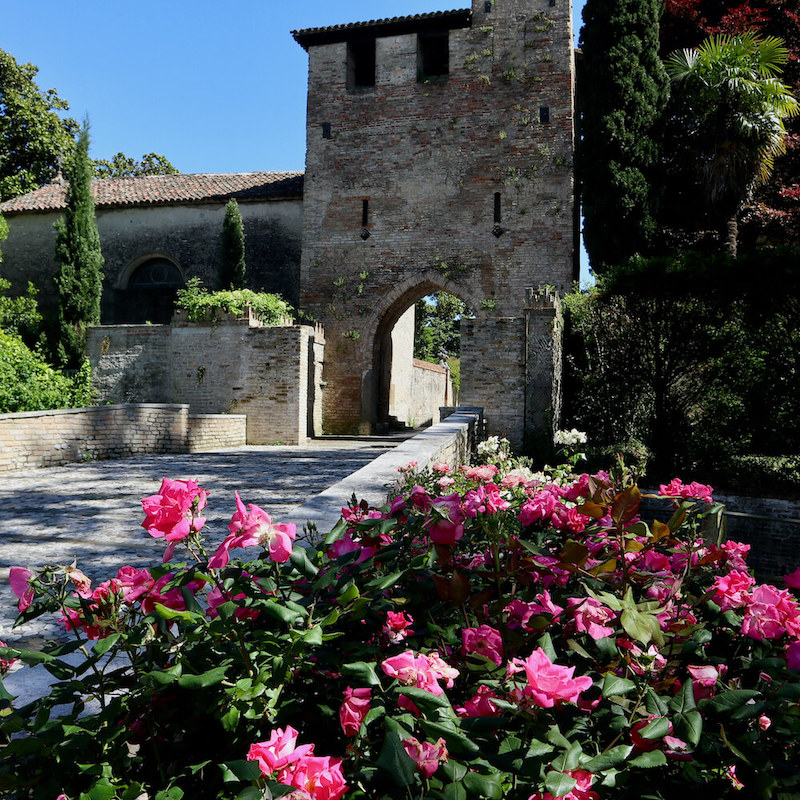 cordovado, borgo medievale Friuli