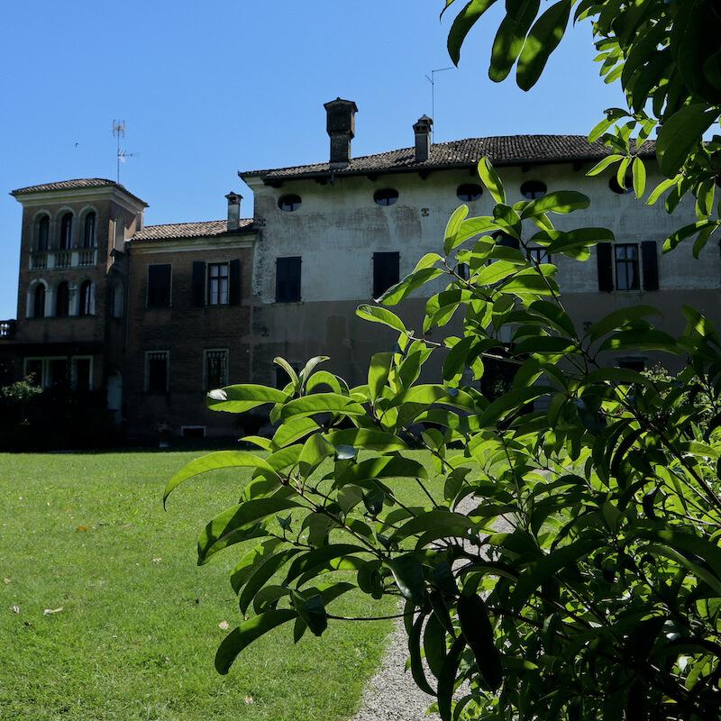 parco del castello di Cordovado