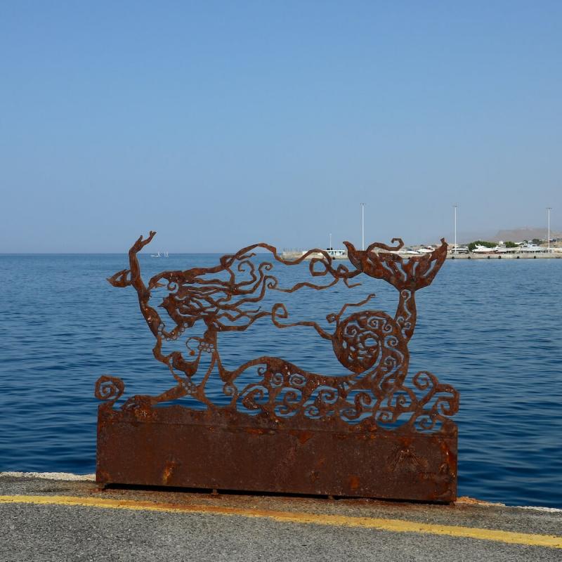 Creta autentica, porto veneziano Heraklion