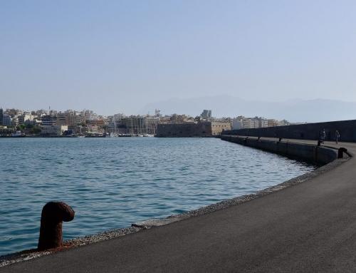 Viaggio nella Creta autentica. La sorpresa di Heraklion