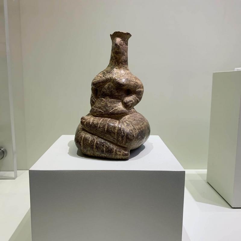 museo archeologico Heraklion, arte minoica neolitica, grande Madre