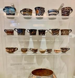 museo archeologico Heraklion, arte minoica, vasi e ceramiche